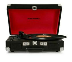 new cruiser deluxe stereo turntable red black