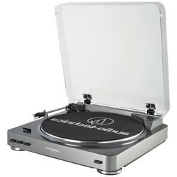 AUDIO TECHNICA AT-LP60-USB A-T LP TO DIG TURNTABLE W/USB