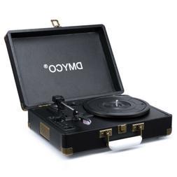 Premium Turntable Vinyl Record Player Stereo Speaker Vinyl-t