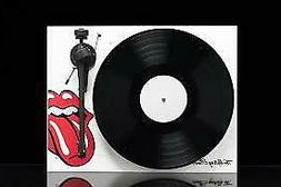 Pro-Ject Project Rolling Stones Record Player White Turntabl