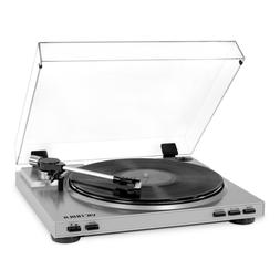 Victrola Pro USB Record Player with 2-Speed Turntable and Du