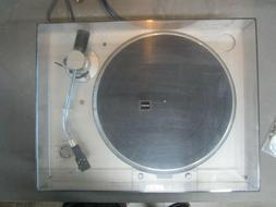 SONY PS-T20 Dust Cover Lid Shell NO HINGES turntable record