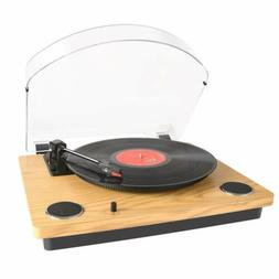 Record Player for Vinyl with Stereo Speakers Turntable Vinyl