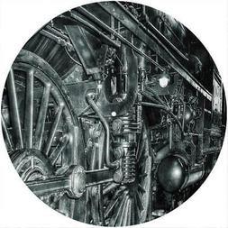 "Slipmat Scratch Pad Felt for any 12"" Turntable LP DJ Record"