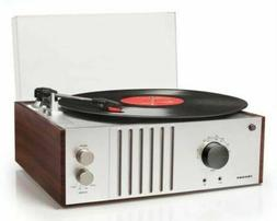 LAST ONE!! Crosley MAHOGANY 3-Speed Record Player Turntable