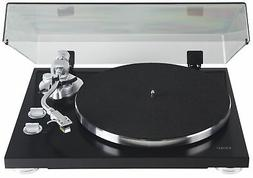 TEAC TN-400S Belt-Driven Turntable with S-Shaped Tonearm Vin