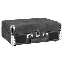 Victrola Vintage 3 Speed Bluetooth Portable Suitcase Record