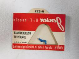 Vintage Record Player Needle Jensen A-82S Replaces Astatic N