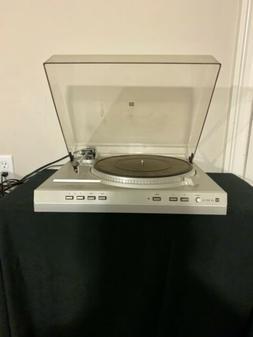 Vintage Turntable Record Player Direct Drive Dual CS 627Q  O