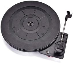 Vinyl LP Record Player Turntable for Audio Video